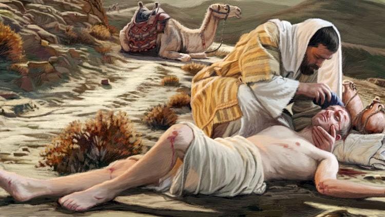Pentecostes 2016 – Justificação – O Bom Samaritano