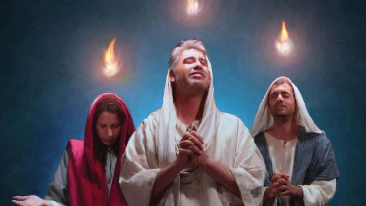 """O termo """"batismo no Espírito Santo"""""""