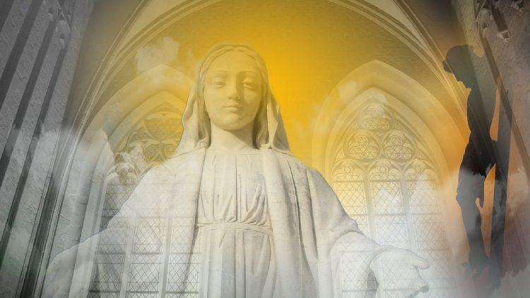 Carisma e instituição, Pedro e Maria